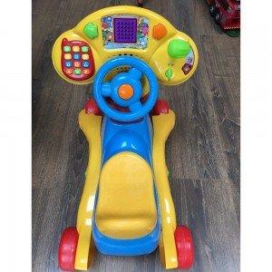 راکر و چهار چرخ موزیکال Grow and Go Ride On vtech 70503