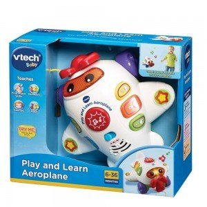 Explore and Learn Helicopter vtech 75100