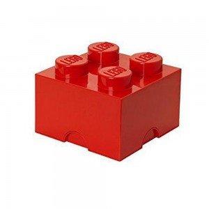 باکس اسباب بازی تک عددی ایرانی قرمز Storage Brick  کد1111