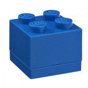 باکس اسباب بازی تک عددی سورمه ای original Storage Brick  lego