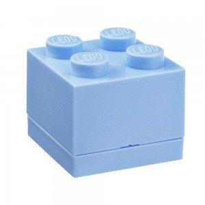 باکس اسباب بازی تک عددی آبی original Storage Brick  lego