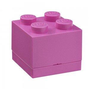 باکس اسباب بازی تک عددی صورتی original Storage Brick  lego