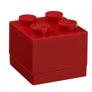 باکس اسباب بازی تک عددی قرمز original Storage Brick  lego