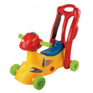 راکر 3 کاره وی تک Sit-to-Race Smart Wheels vtech 138600