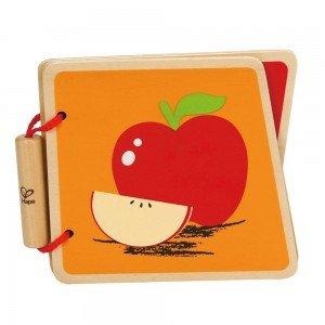 ست ناهار خوری چوبی کودک hape مدل Lunch Time Set 3136