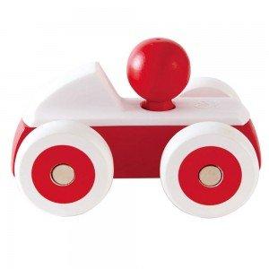 ماشین چوبی کودک e-Racer Monza hape 5515