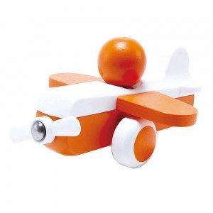 ماشین چوبی کودک ROLLING ROADSTER, RED hape 0064