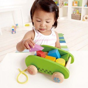 MINI BLOCK AND ROLL hape 0408