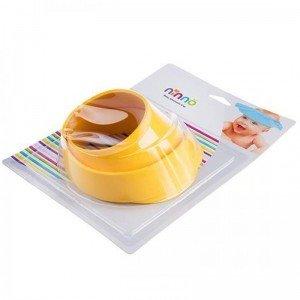 کلاه حمام زرد ninno 01