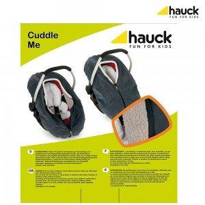 کاور صندلی خودروی  کودک Cool Me hauck 61834