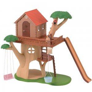 خانه درختی 4618 sylvanian families