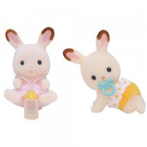 بچه خرگوش دوقلو 5080 sylvanian families