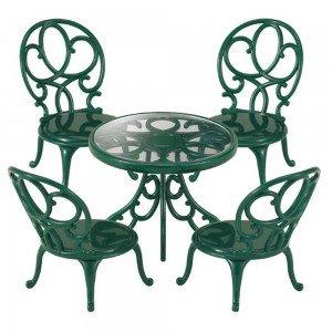 میز و صندلی فرفورژه 4507 sylvanian families