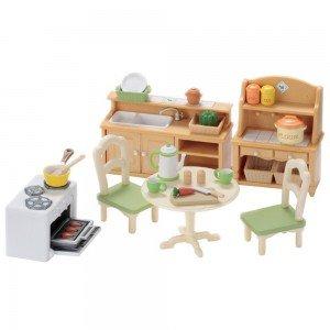 لوازم آشپزخانه 5033 sylvanian families