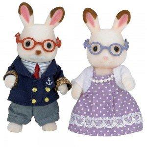 پدر بزرگ و مادر بزرگ خرگوش 5190 sylvanian families
