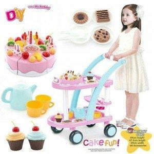 ست کیک تولد کودک کد 88915