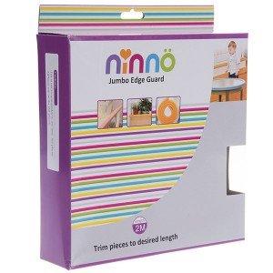 بسته بندی محافظ لبه جامبو کوچک بژ ninno 01