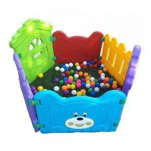 پارک حفاظ کودک استخر توپ ترکیبی مدل 5035