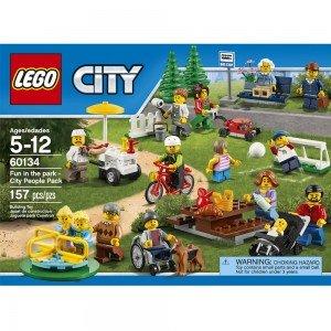 لگو سری City مدل Fun In The Park City People Pack 60134