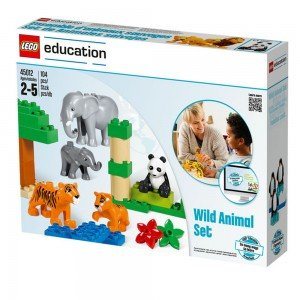 Wild Animals Set 45012
