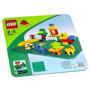 صفحه لگو سری duplo مدل Green Building Plate 2304