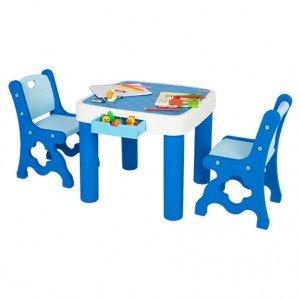 میز و صندلی دو نفره کودک مدل edu_play کدTB 9945