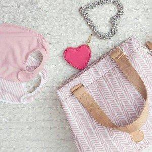 مشخصات کیف لوازم نوزاد