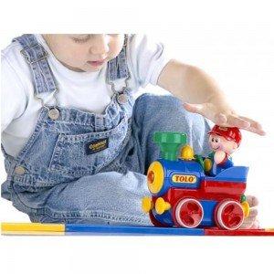 قطار ساده tolo بهترین هدیه برای کودکان شما