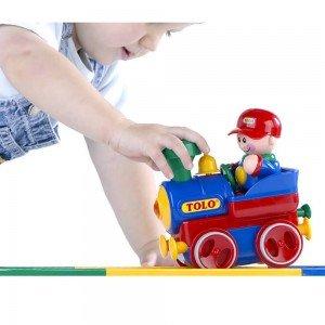 قطار ساده كودک تقویت کننده مهارت های کاربردی