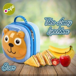 كيف غذای کودک طرح خرس oops مدل 3100411