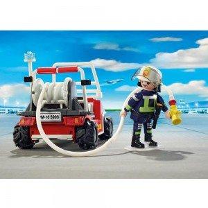 بازی و سرگرمی با پلی موبيل مدل Water Pump pm 5397