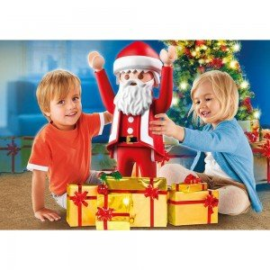 پلی موبيل مدل Christmas Santa Figure XXL pm 6629