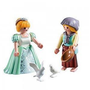 پلی موبیل مدل Princess and Handmaid 6843