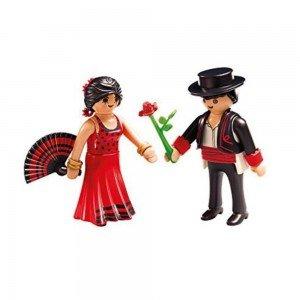 پلی موبیل مدل Flamenco Dancers 6845