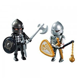 پلی موبیل مدل Knights' Rivalry Duo Pack 6847
