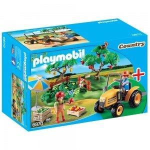 پلی موبیل مدل Orchard Harvest starter set 6870