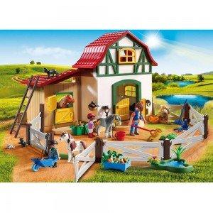 پلی موبیل مدل Pony Farm 6927