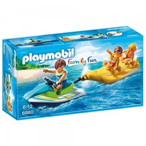 پلی موبيل مدل Personal Watercraft with Banana Boat 6980