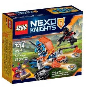 لگو مدل knighton battle blaster 70310