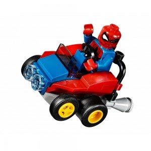 لگو مدل LEGO Mighty Micros Spider Man vs Scorpion  76071