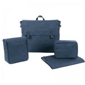 کیف لوازم مادر maxi cosi مدل modern bag nomad blue 1632243110