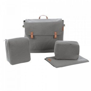 کیف لوازم کودک maxi cosi مدل modern bag Concrete Grey 1632896110