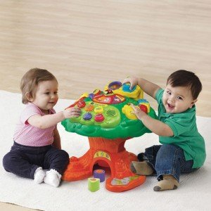 میز بازی درختی وی تک