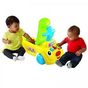 راکر دو کاره وی تک یک اسباب بازی مهیج برای کودکان