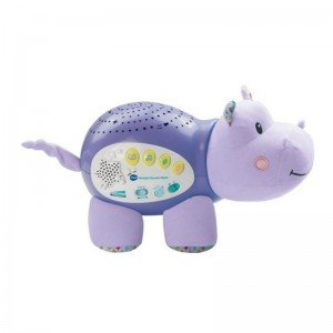 چراغ خواب وی تک Starlight Sound Hippo 180903 vtech