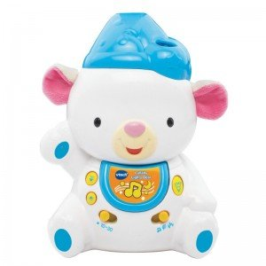 چراغ خواب خرس وی تک Lullaby Lights Bear 186203 vtech