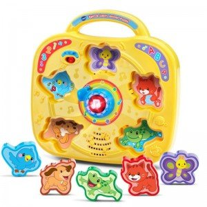 Baby 1st Animal Puzzle 189403 vtech