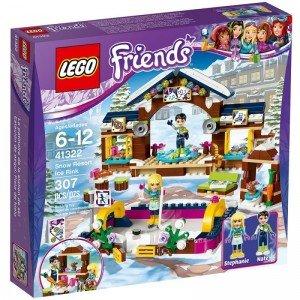لگو Snow Resort Ice Rink lego 41322