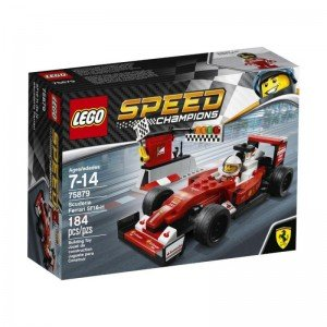 لگو سری Speed مدل Scuderia Ferrari SF16-H 75879