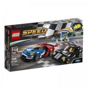 لگو سری Speed مدل Ford GT 2016 GT40 75881